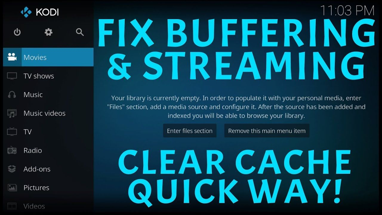 fix kodi streaming problems