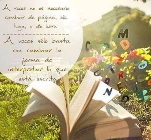 Abre la mente a nuevas posibilidades o interpretaciones de tu libro....