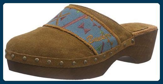 Original Sandale, Mules Mixte Adulte, Blau (Blau), 38 EUBerkemann
