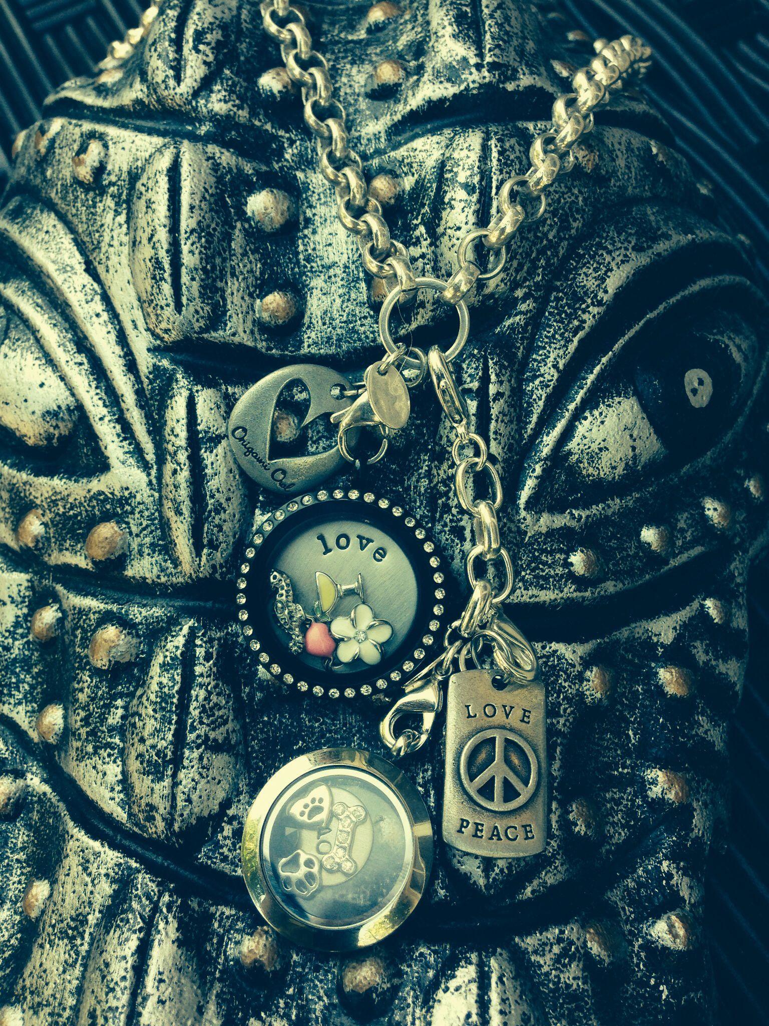 Added … Custom jewelry, Oragami, Origami owl