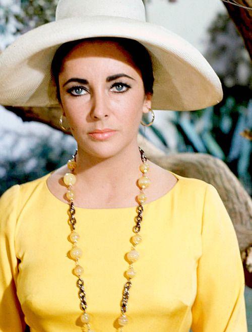 Elizabeth Taylor in The Sandpiper (1965).