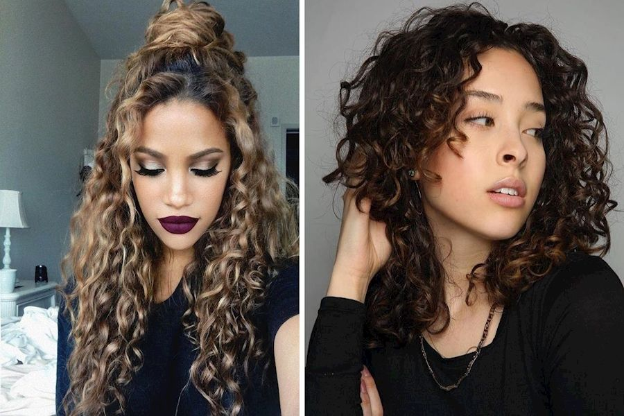 Haircuts For Very Curly Hair Natural Curly Hairstyles For Women Black Hairstyles For Prom In 2020 Curly Hair Styles Curly Hair Styles Naturally Hair Styles