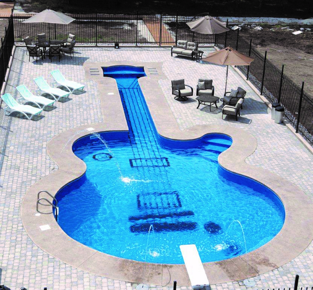 The Best Inground Pool Designs That Pinterest Can Offer | Swimming ...