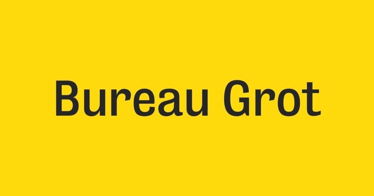 Bureau Grot