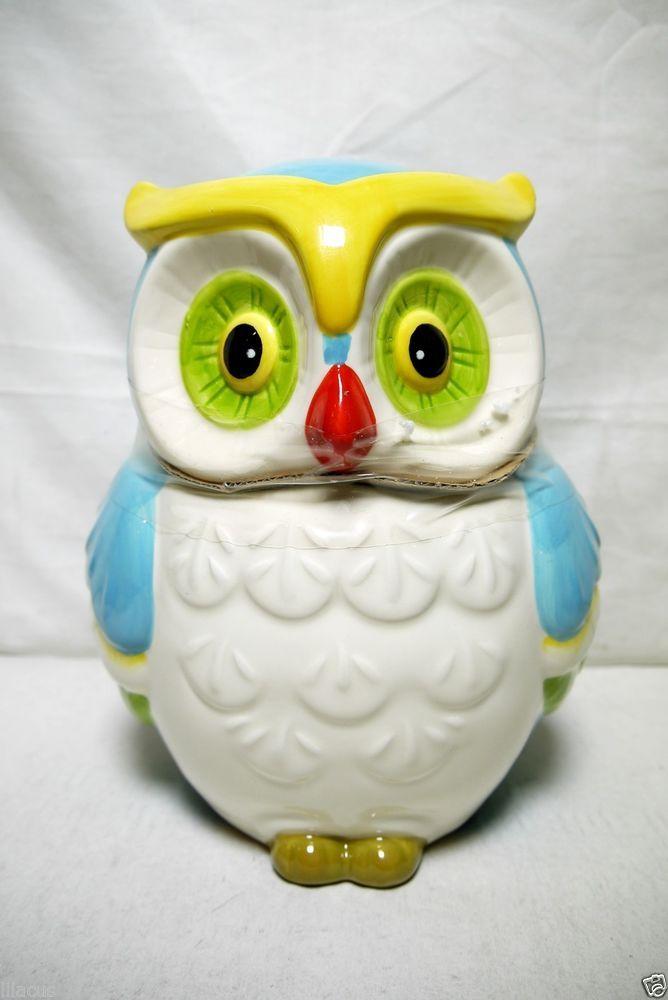 Owl Cookie Jar Made In China By Walmart Cookie Jars Owl
