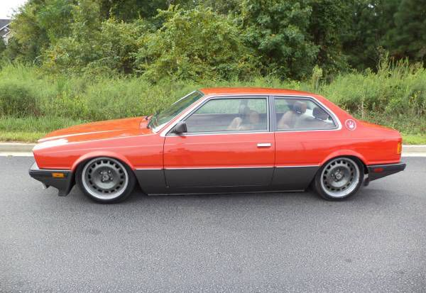 1985 Maserati Bi Turbo | Maserati, Turbo, Best