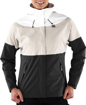 Helly hansen women's vancouver rain jacket