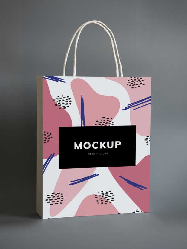 Download Colorful Shopping Paper Bag Mockup Psd File Free Download Paper Bag Design Bag Mockup Paper Bag