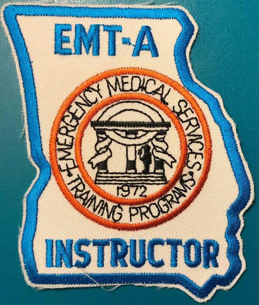 Details about EMTA Instructor Emergency Medical