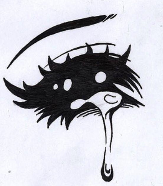 I Want A Crying Eye Tattoo Eyes Artwork Cartoon Tattoos Eye Tattoo