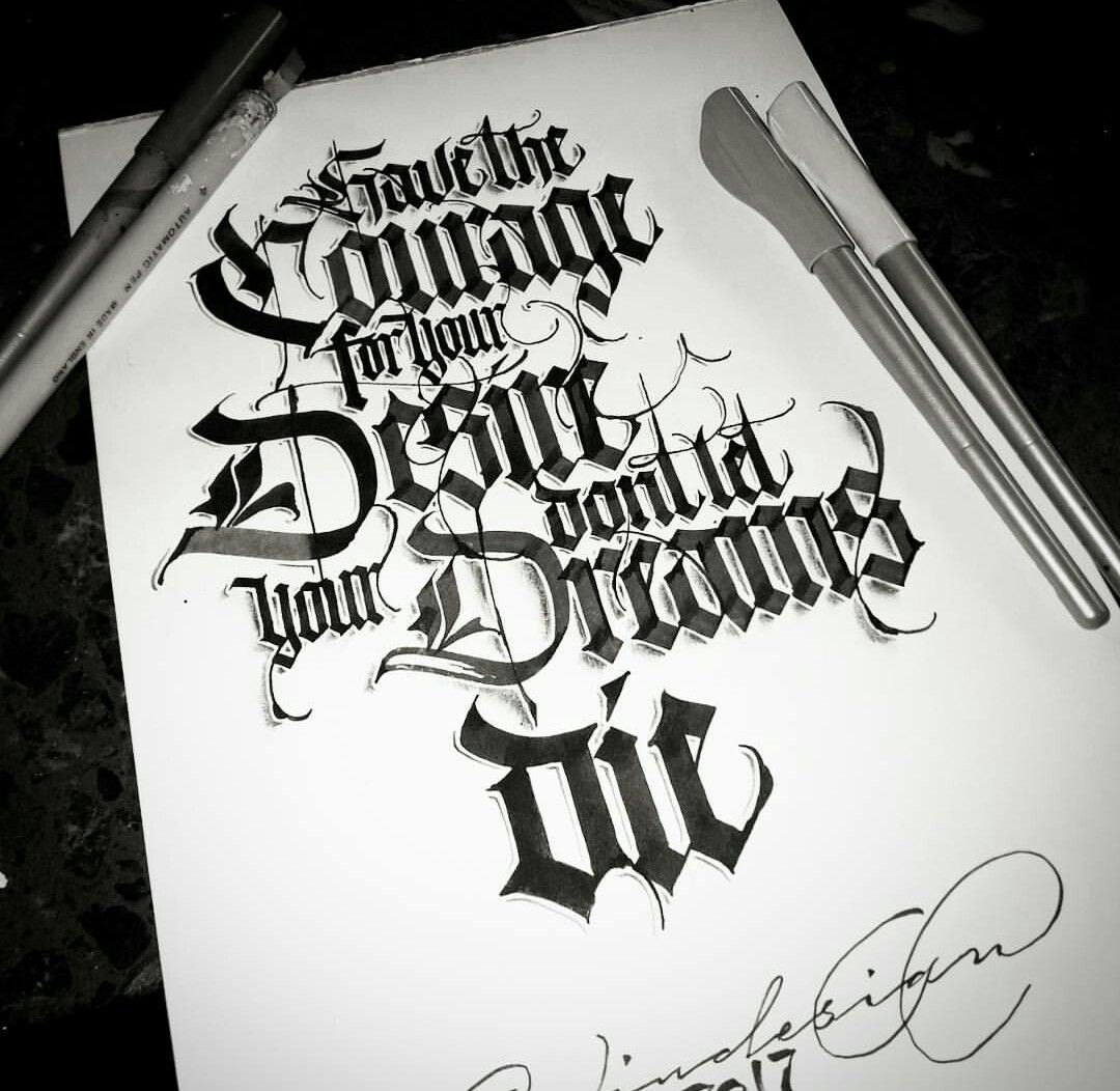Pin By Gourav On Calligraphy And Typography