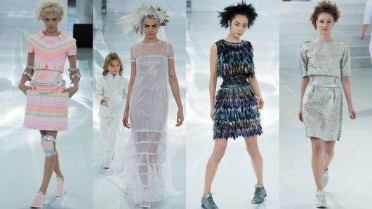 Paris Fashion Week Haute Couture 2014: Chanel