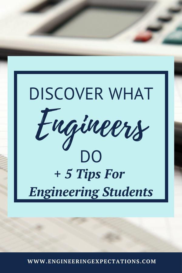 How To Get An Engineering Job Out Of College