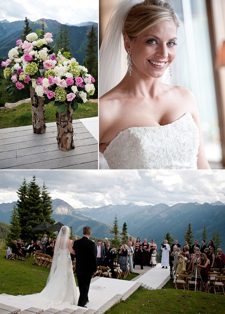 becky johnson aspen REAL COLORADO WEDDING aspen part I