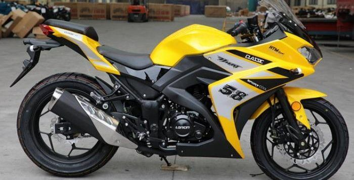 Motor Yamaha R25 Dan Ninja 250 Digabungkan Ini Jadinya Motor