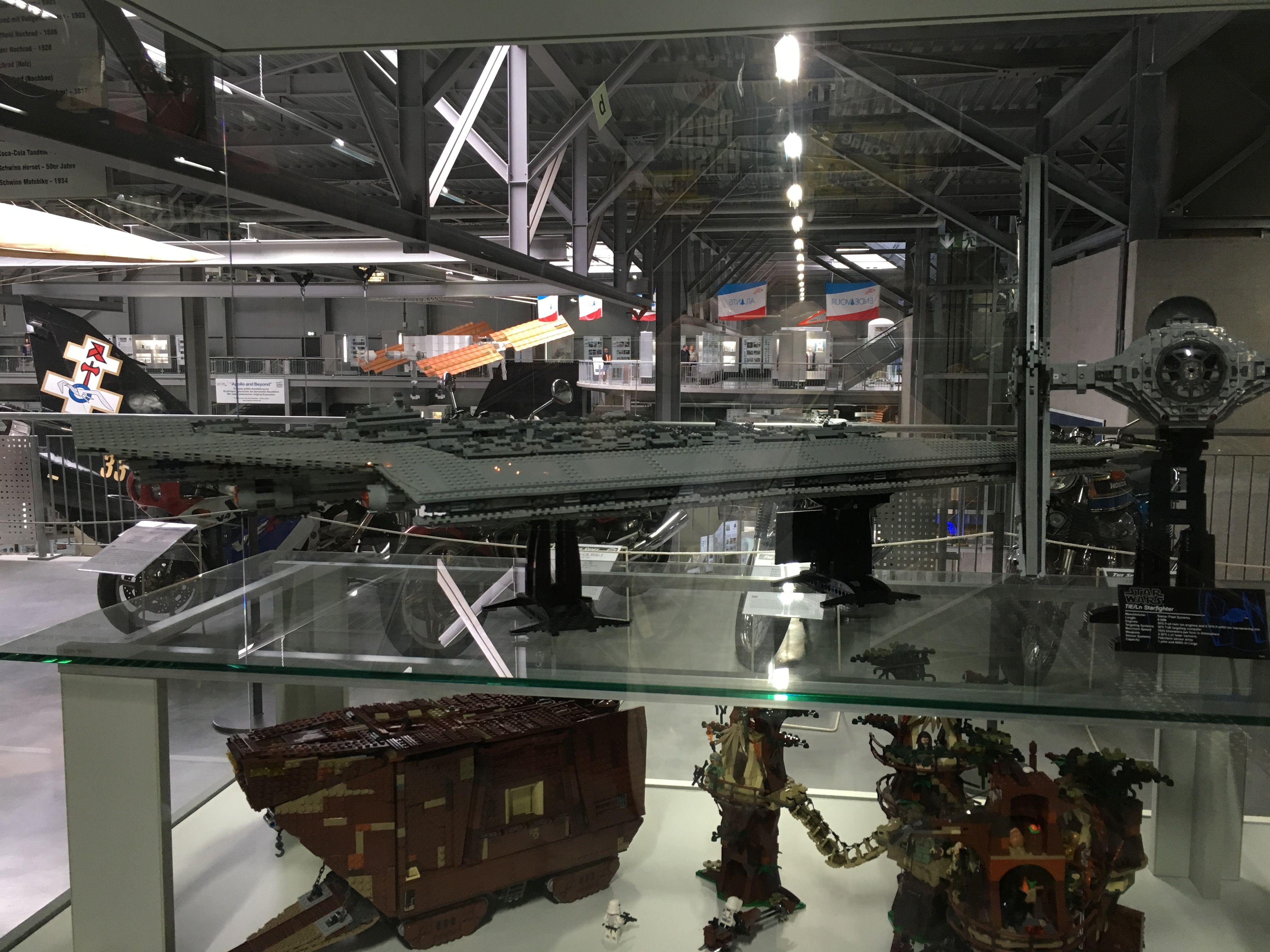 Star Wars Technisches Museum Speyer