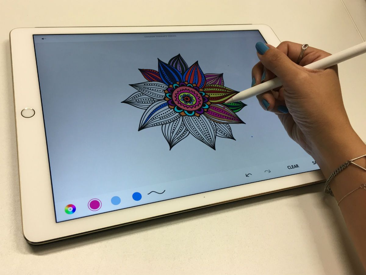 The Best Ipad Pro Art Therapy Apps For People Who Can T Art Ipad