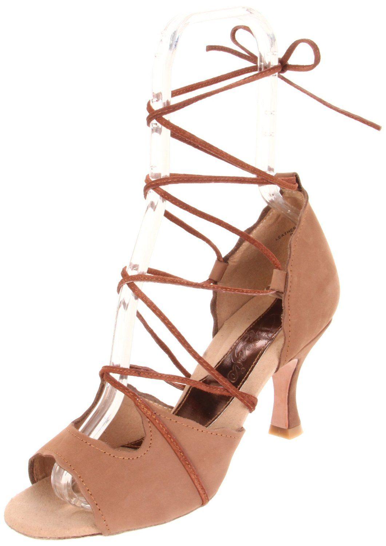 Capezio Dancesport Mia Dance Shoe