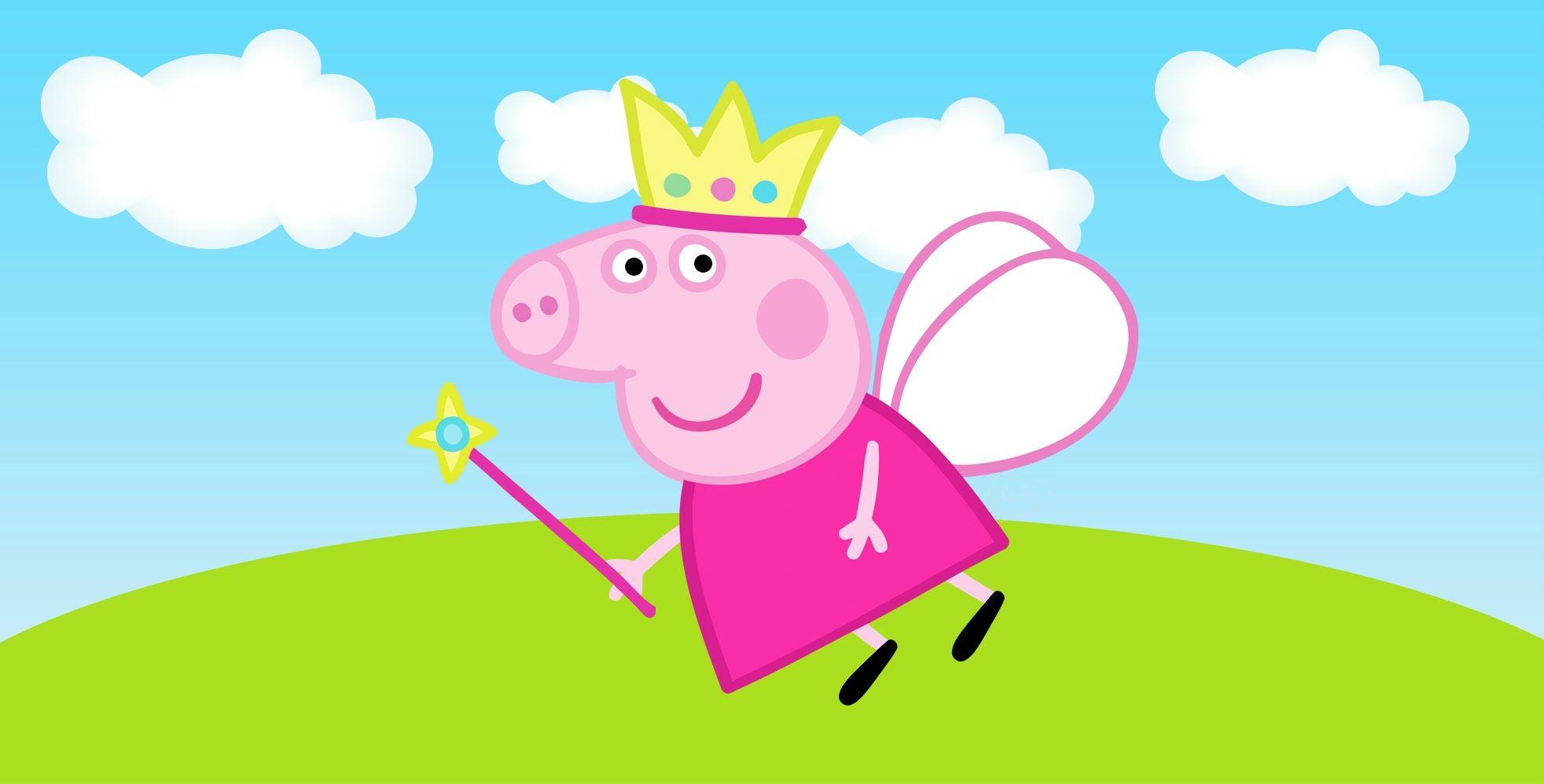 Desenho Princesa Peppa Pig Completo Português Brasil 2015