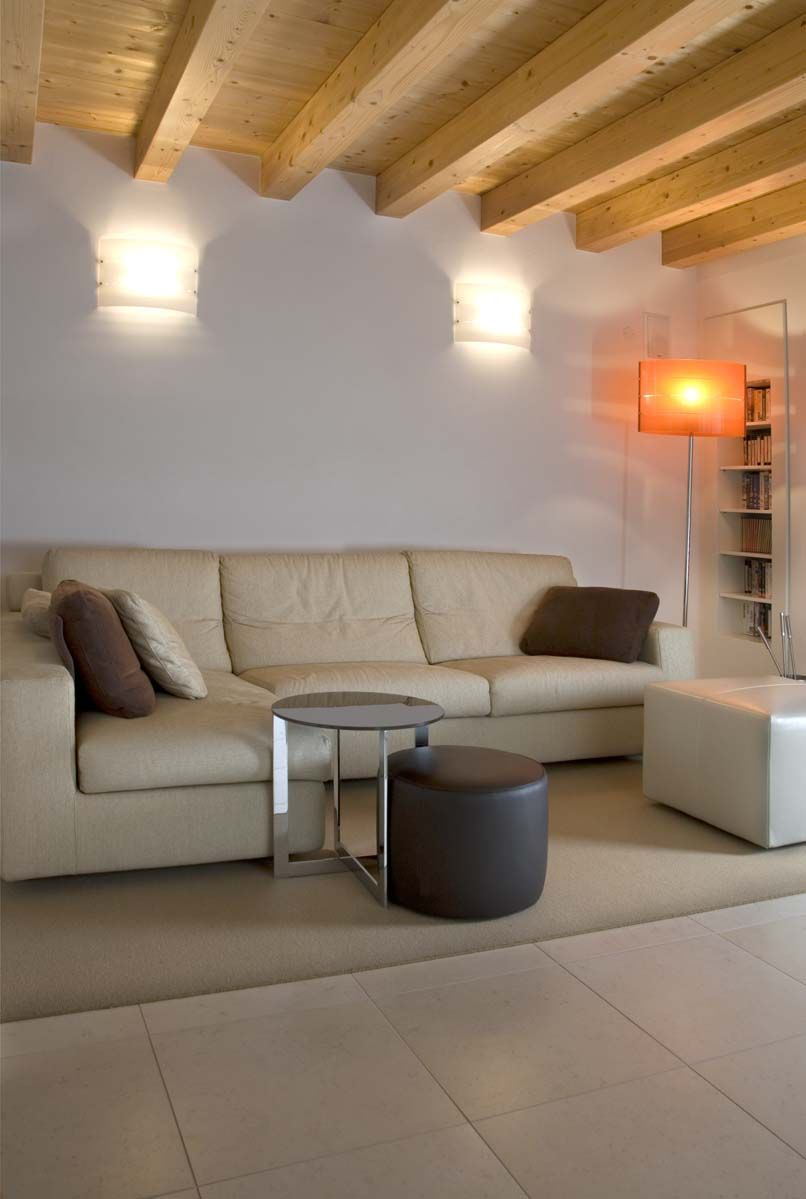 Abitazione privata #illuminazione #soggiorno #Ligting #Design ...
