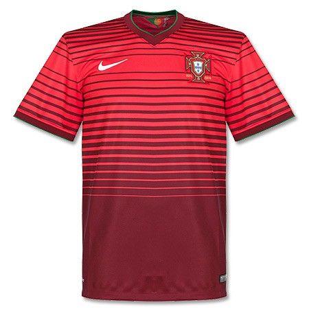 camiseta de futbol portugal 2014