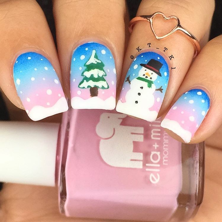 Kathy 💜 Nails/Unhas/Uñas (kt_tk1) • Instagram photos and