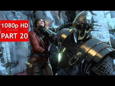 Deathless Warriors Rise Of The Tomb Raider Gameplay Part 20