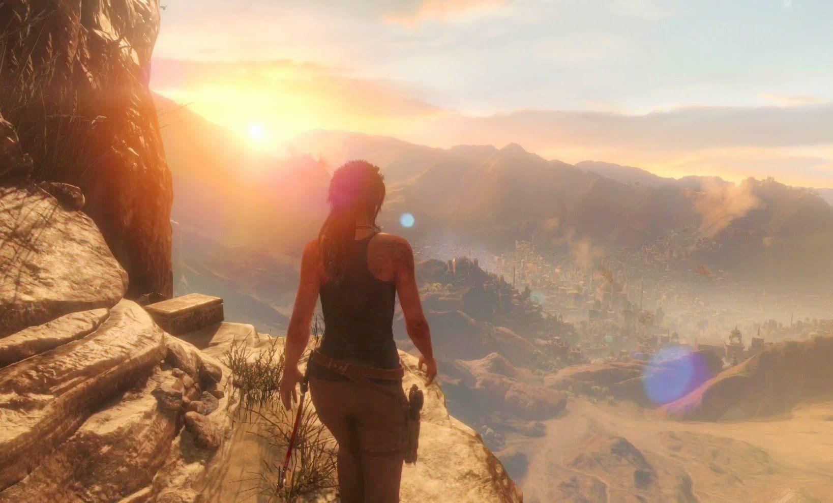 Rise Of The Tomb Raider Prophet S Tomb Walkthrough Gameplay