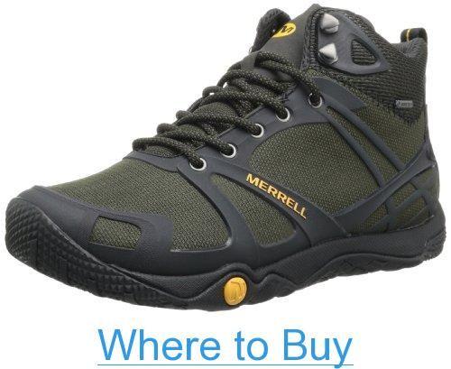 5e3cf07850f6 Merrell Men s Proterra Mid Sport GTX Waterproof Minimal Trail Shoe ...