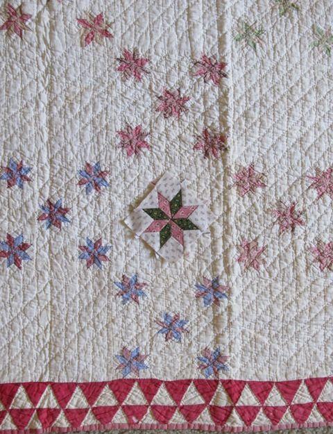 Repro Quilt Lover: Scale | LeMoyne star quilts | Pinterest ... : repro quilt lover - Adamdwight.com