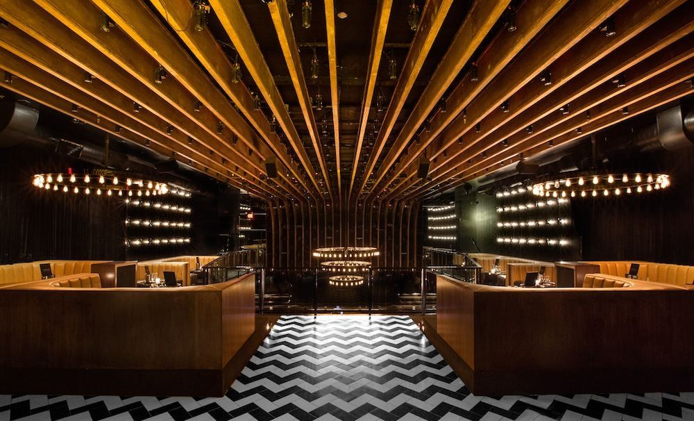 Five Things You Should Know About 1 Oak Now Open In West Hollywood Night Life Los Angeles Los Angeles Bars