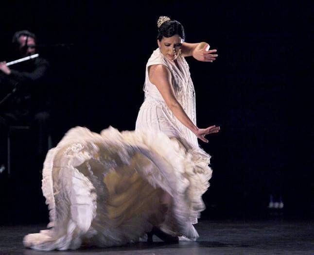 Eva Yerbabuena, bailaora y coreógrafa