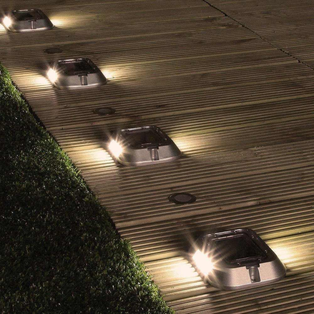 Battery Operated Outdoor Lights With Sensor Battery Operated Lights Outdoor Driveway Lighting Solar Path Lights