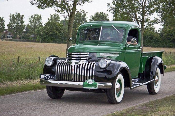 1941 Chevrolet C15 Stepside Chevy Trucks 1946 Chevy Truck Classic Cars Trucks