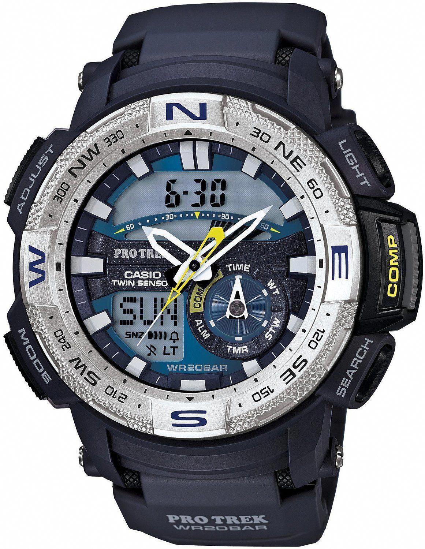 555d5c6d6544 Amazon.co.jp   カシオ CASIO 腕時計 PROTREK ツインセンサー搭載 PRG-280-2JF メンズ  腕時計通販