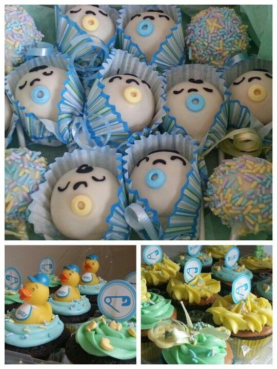 Baby Shower Sweet Treats Kylies Cuppycakes Sweet Treats