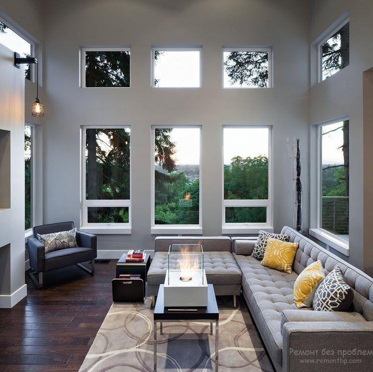 Interior Design For Living Room Лаконичность Современного Стиля  Houseinteriordecor