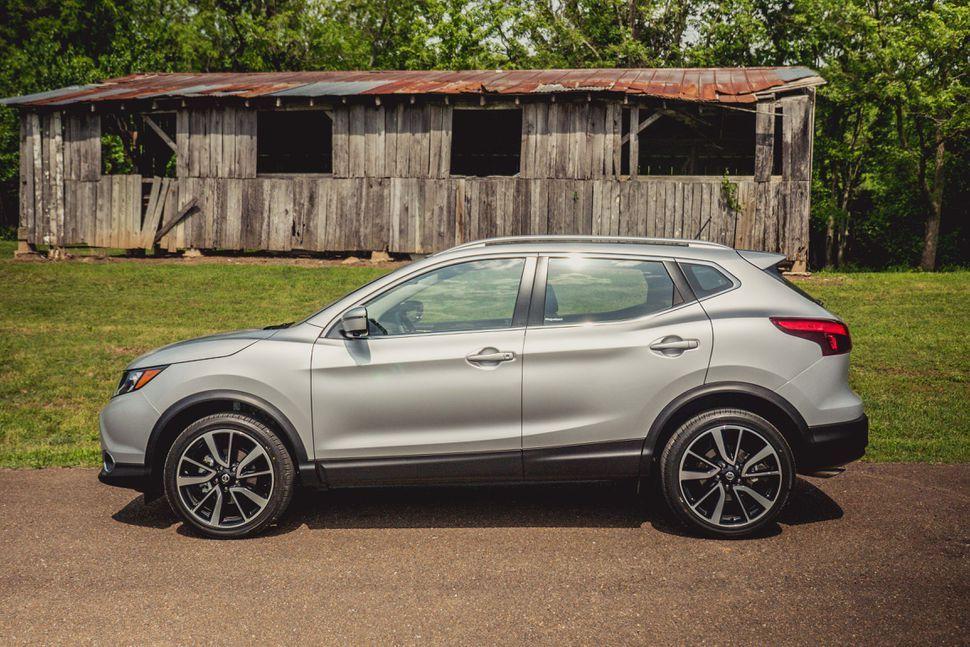 2017 Nissan Rogue Sport review Roadshow http//www