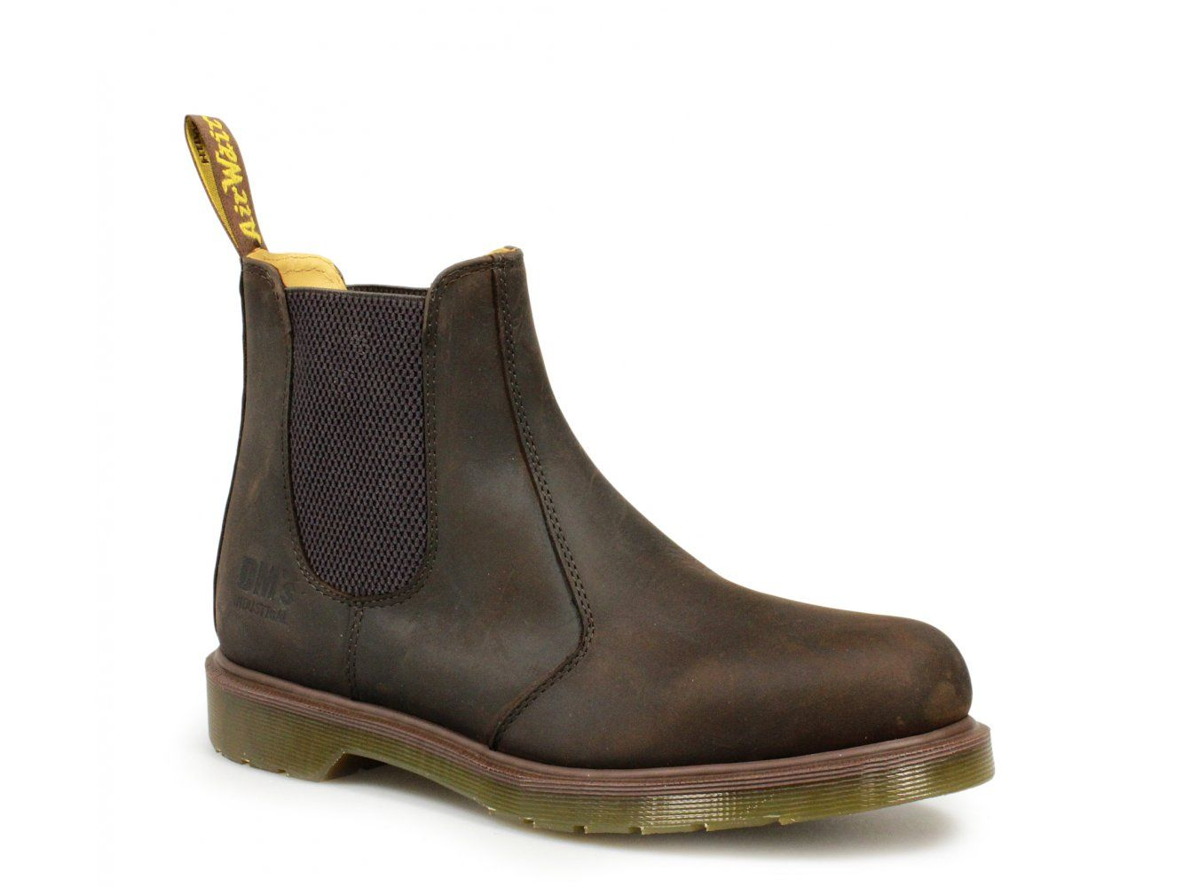 dr martens brown chelsea boot - Google zoeken | Brown ...