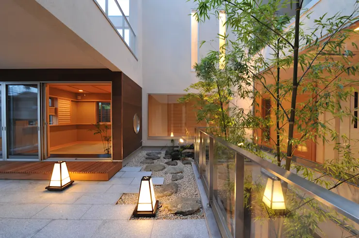 15 Idees Vir N Briljante Tuin In 2020 Japanese House Interior