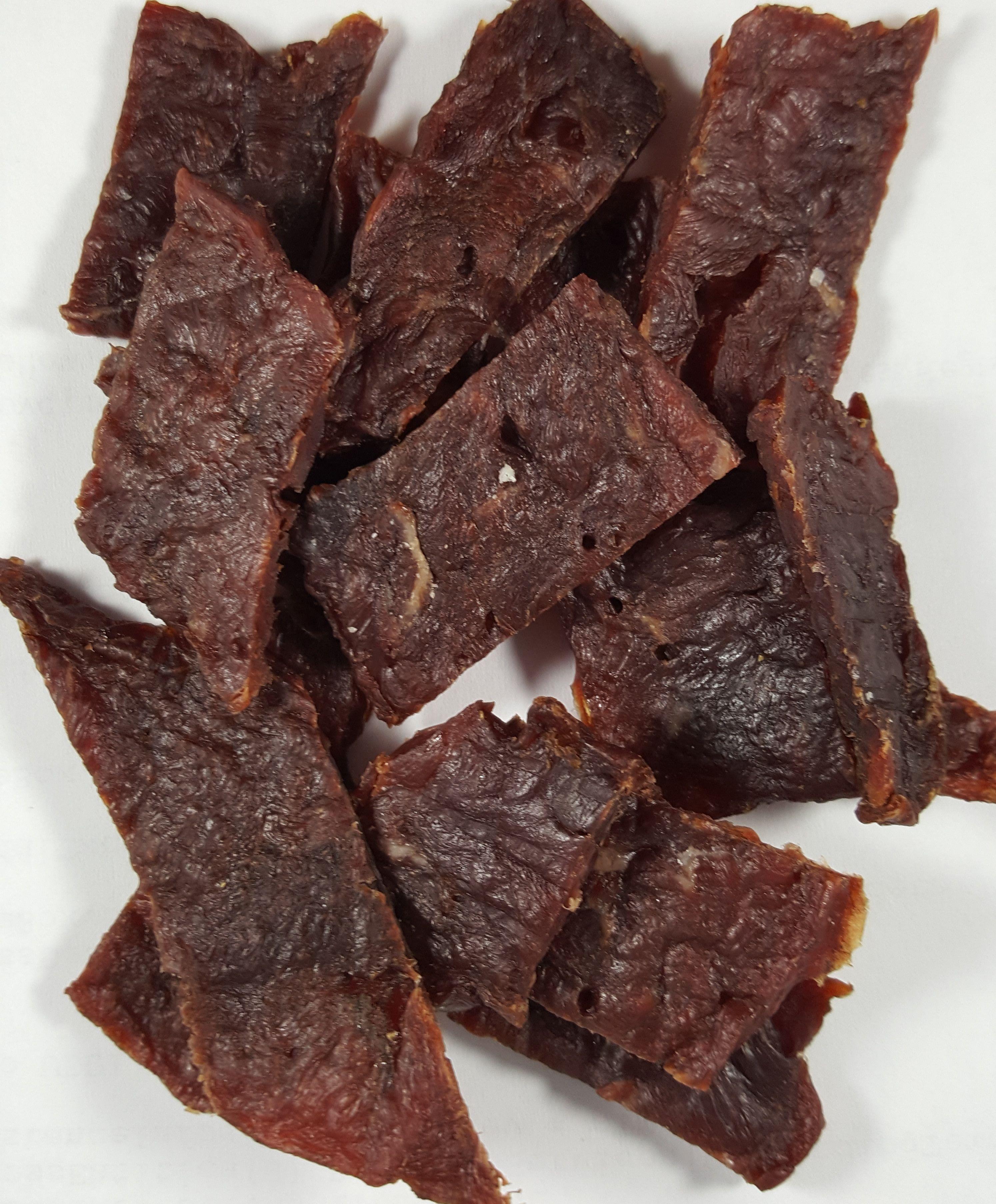 Aufschnitt Meats Original Beef Jerky Review Http Jerkyingredients Com 2017 05 20 Aufschnitt Meats Original Grass Grass Fed Beef Jerky Grass Fed Beef Beef