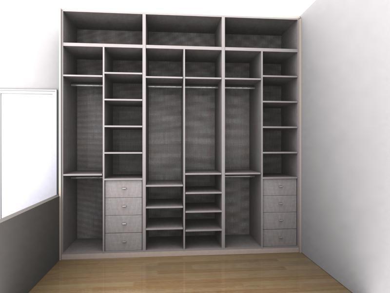 Dise o interiores armarios buscar con google varios interiores de armarios dise o de - Muebles martin donostia ...