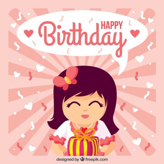 Happy Birthday Card Template Tarjetas de Cumplea os – Happy Birthday Card Template Free Download
