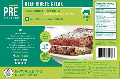 Taste The Obsession Pre 100 Grass Fed Beef Ribeye Steak 6 X 10 Oz Ribeye Steaks From New Zealand The Prime Gourmet
