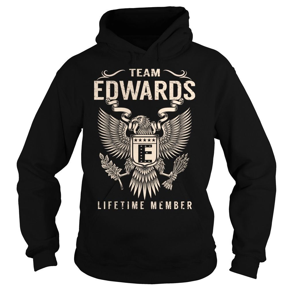 Team EDWARDS Lifetime Member - Last Name, Surname T-Shirt