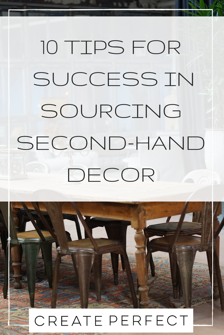 10 Top Tips For Sourcing Second Hand Decor Beautiful Bedroom