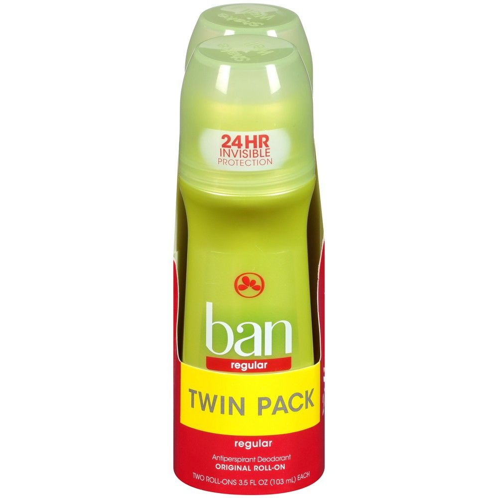 Beat The Sweat And Odor Worries With This Regular Antiperspirant Roll On Deodorant From Ban The Roll On Deodorant Provide Deodorant Personal Hygiene Health Beauty