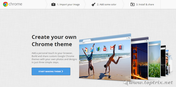 Create Your Own Google Chrome Theme In 3 Easy Steps