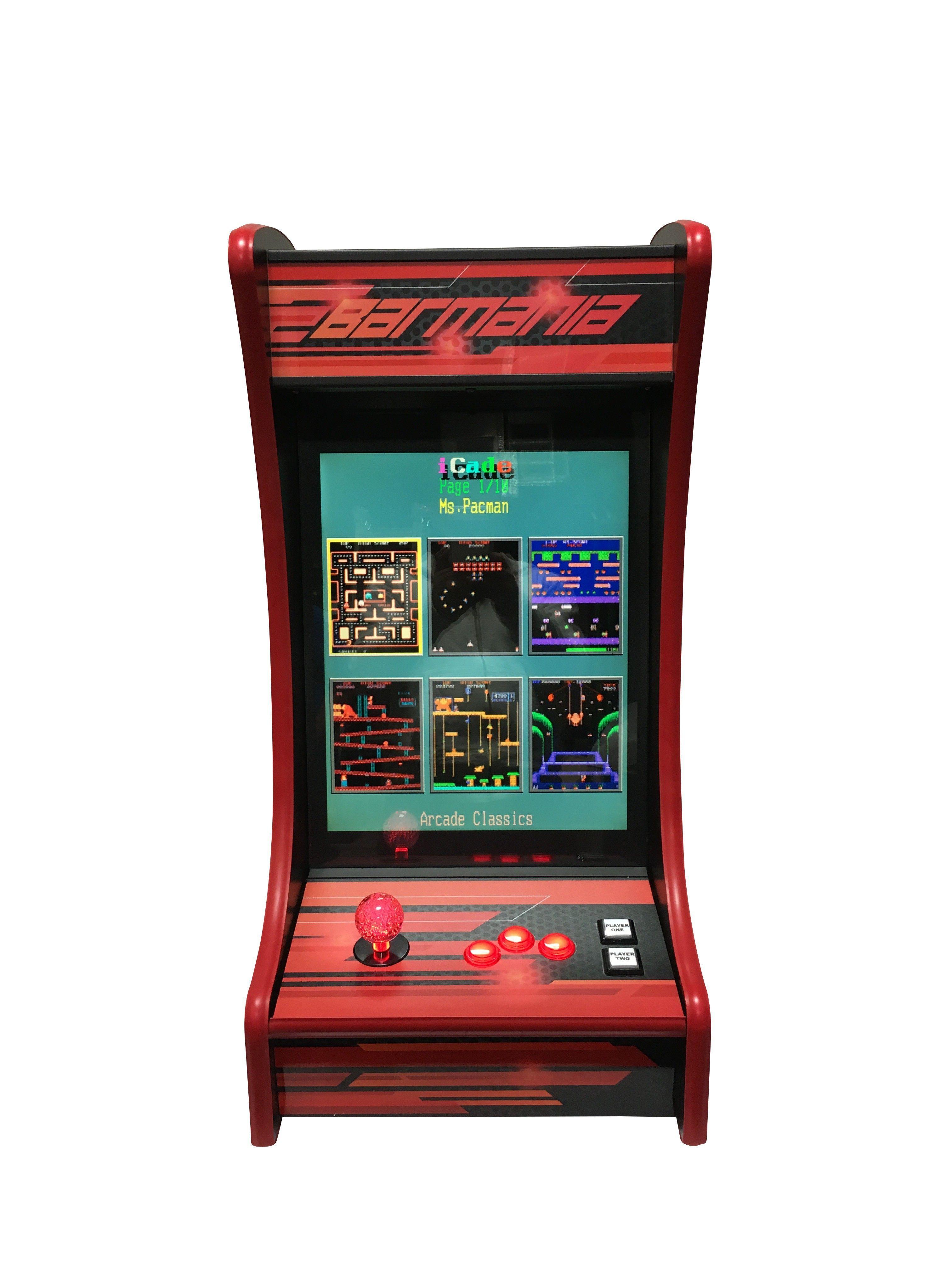 Stt 60 Countertop Arcade Machine Arcade Machine Arcade Pacman