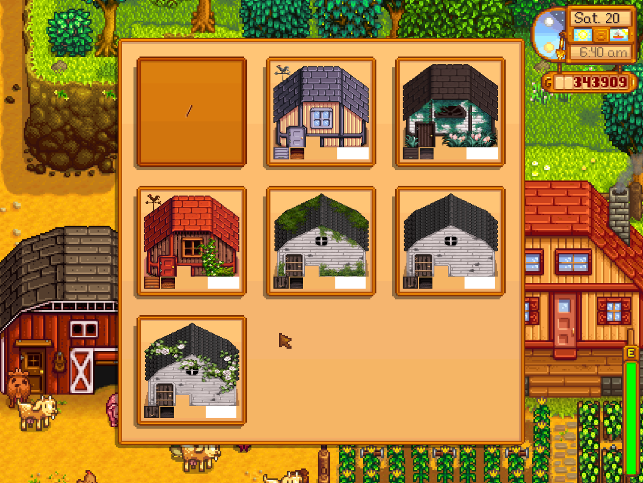 House design stardew valley - Customize Exterior At Stardew Valley Nexus Mods And Community